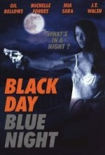 Black Day Blue Night (1995) afişi