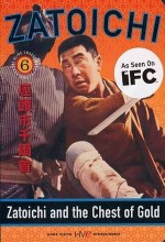 Blind Swordsman: Zatoichi And The Chest Of Gold