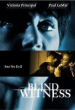 Blind Witness (1989) afişi