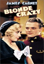 Blonde Crazy (1931) afişi