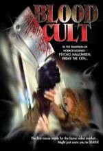 Blood Cult (1985) afişi