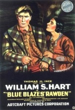 Blue Blazes Rawden (1918) afişi