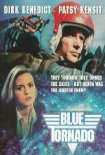 Blue Tornado (1991) afişi