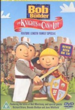 Bob The Builder: The Knights Of Can-a-lot (2003) afişi