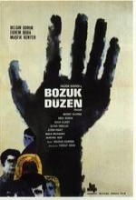 Bozuk Düzen (1965) afişi