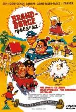 Brand-børge Rykker Ud (1976) afişi