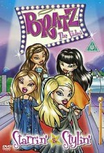 Bratz The Video: Starrin' & Stylin' (2004) afişi