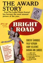 Bright Road (1953) afişi