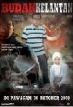 Budak Kelantan (2008) afişi