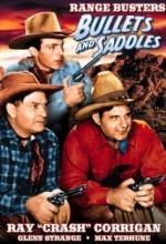 Bullets And Saddles (1943) afişi