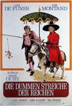 Büyük Soytarı (1971) afişi