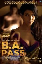 B.A. Pass (2012) afişi