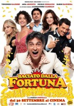 Baciato Dalla Fortuna (2011) afişi