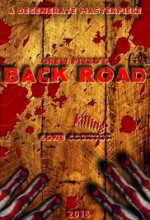 Back Road (2018) afişi