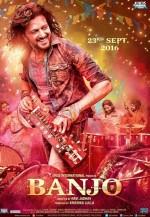 Banjo (2016) afişi