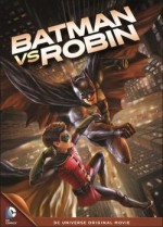 Batman vs. Robin (2015) afişi