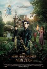 Bayan Peregrine'in Tuhaf Çocukları 2016 Full HD izle