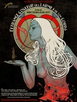 Bedenindeki Gözyaşlarının Garip Rengi (2013) afişi