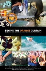 Behind the Orange Curtain (2012) afişi