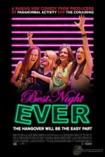Best Night Ever (2014) afişi
