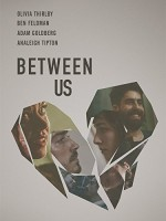 Between Us (2016) afişi