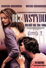 Bez wstydu (2012) afişi