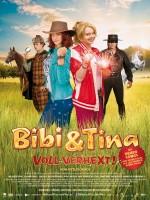 Bibi & Tina: Voll verhext! (2014) afişi