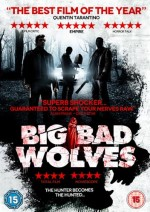 Big Bad Wolves (2013) afişi