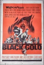 Black Gold (1962) afişi