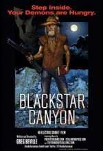 Blackstar Canyon  afişi