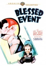 Blessed Event (1932) afişi