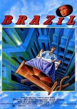 Brazil (1985) afişi