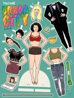 Broad City Sezon 3 (2016) afişi