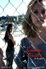 Broken Angels (2015) afişi
