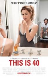 Eyvah Yaş 40 (2012) afişi