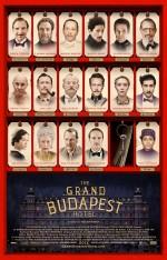 Büyük Budapeşte Oteli (2014) afişi
