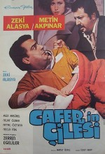 Cafer'in Çilesi (1978) afişi