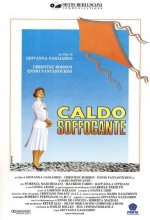 Caldo Soffocante (1991) afişi