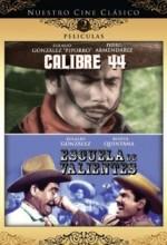 Calibre 44 (1960) afişi