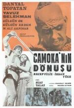 Camoka'nın Dönüşü (1968) afişi