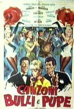 Canzoni Bulli E Pupe (1964) afişi