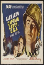 Captain Carey, U.s.a. (1950) afişi
