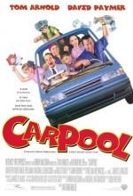 Carpool (1996) afişi