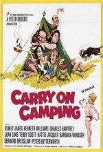 Carry On Camping (1969) afişi
