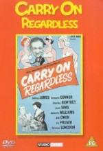 Carry On Regardless (1961) afişi