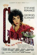 Cartacalha, Reine Des Gitans. (1942) afişi