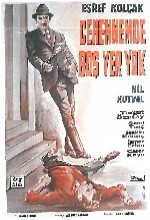 Cehennemde Boş Yer Yok (1968) afişi