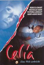 Celia: Child Of Terror (1988) afişi