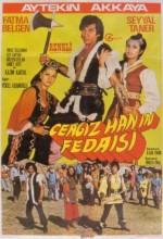 Cengiz Hanın Fedaisi (1973) afişi