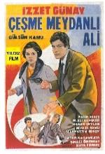 Çeşmemeydanlı Ali (1966) afişi
